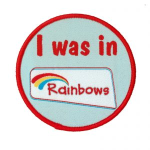 8543-i-was-in-rainbows-woven-badge