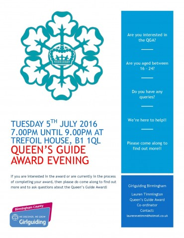 Queen's Guide featured image