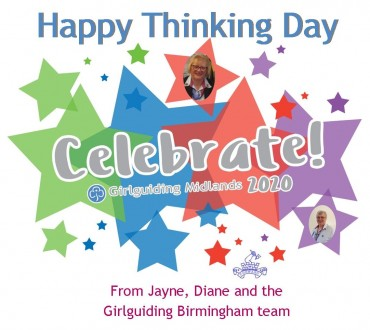 Thinking Day Card 2020